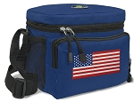 USA Flag Lunch Bag American Flag Lunch Boxes