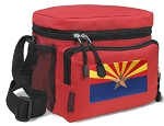 Arizona Flag Lunch Bags Arizona Lunch Totes