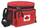 Canada Flag Lunch Bags Canada Lunch Totes