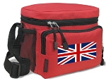 England British Flag Lunch Bags United Kingdom Lunch Totes