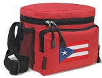Puerto Rico Flag Lunch Bags Puerto Rico Lunch Totes