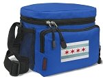 Chicago Flag Lunch Bags Chicago Lunch Totes