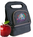 Field Hockey Lunch Bag 2 Section