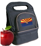 Arizona Lunch Bag 2 Section