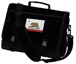 California Flag Messenger Bags