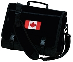 Canadian Flag Messenger Bags
