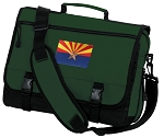 Arizona Messenger Bag Green
