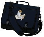 Cute Cats Messenger Bag Navy