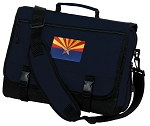 Arizona Messenger Bag Navy