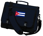 Cuba Laptop Computer Bag Padded Messenger Bags