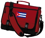 Cuba Laptop Computer Bag Cuban Flag Messenger Bags