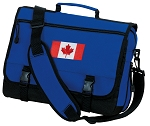 Canada Messenger Bag Royal
