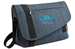 BLUE CRAB Messenger Laptop Bag Stylish Navy