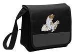 Cute Cats Lunch Bag Cooler Black