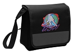 Field Hockey Lunch Bag Cooler Black