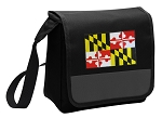 Maryland Lunch Bag Cooler Black