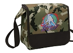 Field Hockey Lunch Bag Cooler Camo