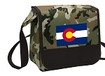 Colorado Lunch Bag Cooler Camo