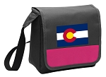 Colorado Lunch Bag Cooler Pink