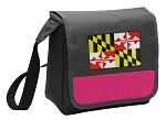 Maryland Lunch Bag Cooler Pink