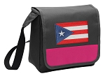 Puerto Rico Lunch Bag Cooler Pink