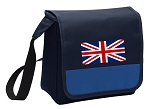 United Kingdom Lunch Bag Cooler Blue