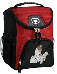 Cute Cats Best Lunch Bag Cooler Red