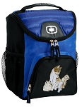 Cute Cats Best Lunch Bag Cooler Blue