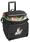 Cute Cats Rolling Cooler Bag