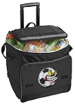 Soccer Fan Rolling Cooler Bag