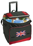 Rolling England British Flag Cooler Bag Red
