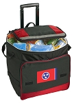 Rolling Tennessee Cooler Bag Red
