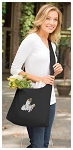 Cute Cats Tote Bag Sling Style Black