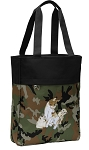 Cute Cats Tote Bag Everyday Carryall Camo