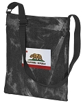 California Flag CrossBody Bag COOL Hippy Bag