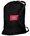 Tennessee Laundry Bag Black