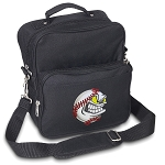 Baseball Small Utility Messenger Bag or Travel Bag