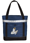Cute Cats Large Grocery Cooler Bag