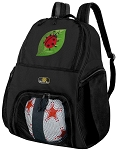 Ladybug Ball Backpack Bag