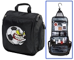 Soccer Fan Toiletry Bag or Shaving Kit