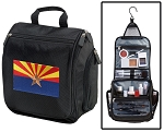 Arizona Flag Toiletry Bag or Shaving Kit