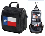 Texas Flag Toiletry Bag or Shaving Kit
