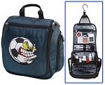 Soccer Fan Toiletry Bag Shaving Kit