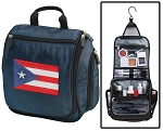 Puerto Rico Toiletry Bag Shaving Kit