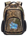 Turtle RealTree Camo Backpack