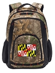 Maryland RealTree Camo Backpack
