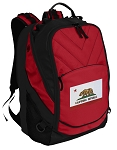 California Flag Laptop Computer Backpack