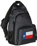 Texas Flag Sling Backpack