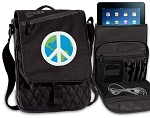 Peace Sign Tablet Bags DELUXE Cases