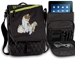 Cute Cats Tablet Bags & Cases Green